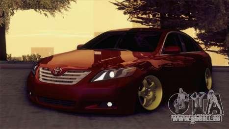 Toyota Camry für GTA San Andreas