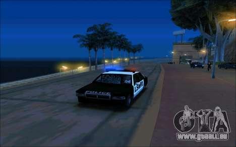 Enb Series Baixos Recursos pour GTA San Andreas troisième écran