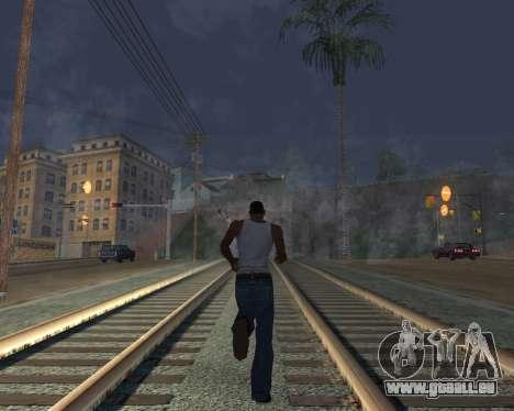 GTA 5 Timecyc v2 pour GTA San Andreas cinquième écran