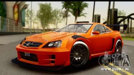 GTA 5 Benefactor Feltzer pour GTA San Andreas