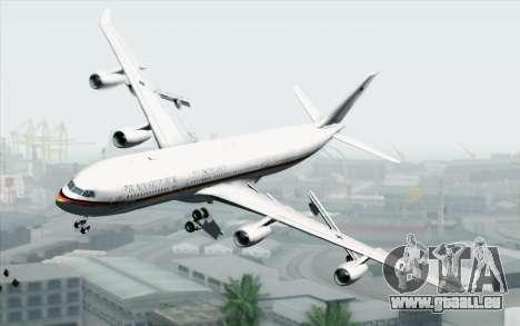 Airbus A340-300 Luftwaffe Konrad Adenauer pour GTA San Andreas