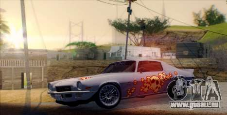 Pierce The Veil ENB pour GTA San Andreas quatrième écran