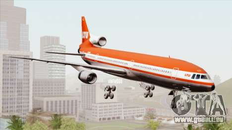 Lookheed L-1011 LTU Intl pour GTA San Andreas