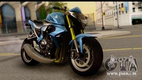 Honda CB1000R v2.0 für GTA San Andreas