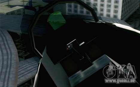 Hydra ADFX-02 Pixy pour GTA San Andreas vue de droite