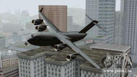 C-17A Globemaster III PAF pour GTA San Andreas