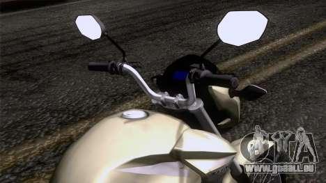 Honda CG Titan 150 2014 für GTA San Andreas rechten Ansicht