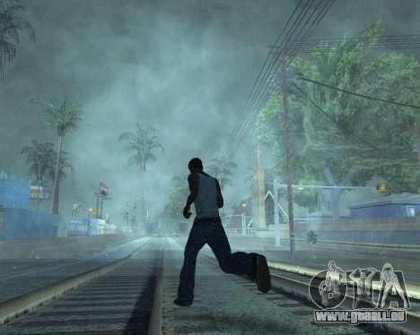 GTA 5 Timecyc v2 pour GTA San Andreas quatrième écran