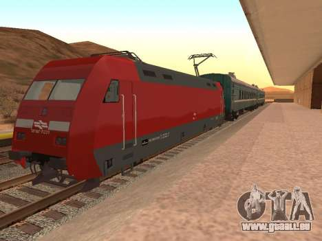 Israeli Train pour GTA San Andreas
