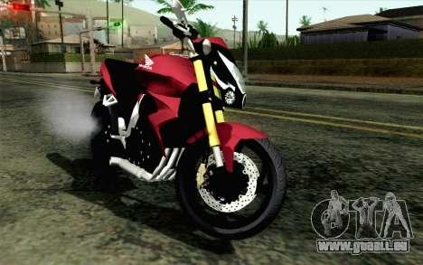 Honda CB1000R für GTA San Andreas