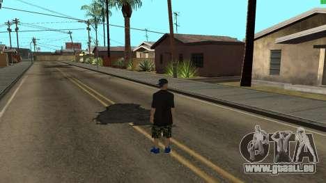 New wmybmx für GTA San Andreas dritten Screenshot