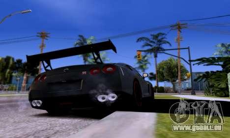 ENB Series EvoGraphics v 1.0 pour GTA San Andreas troisième écran