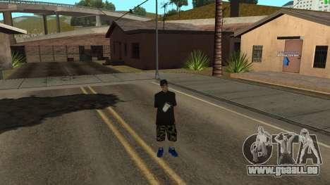 New wmybmx für GTA San Andreas