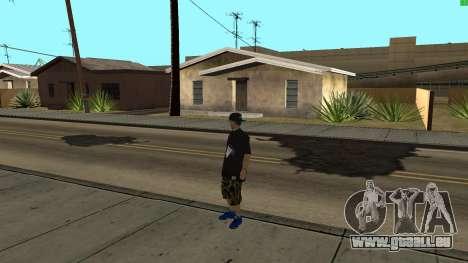 New wmybmx für GTA San Andreas zweiten Screenshot