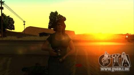 SkyGFX v1.3 für GTA San Andreas