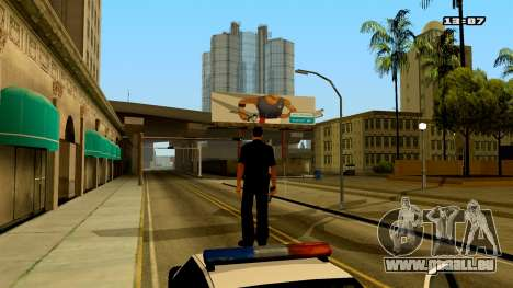ColorMod by PhenomX3M v.3 für GTA San Andreas dritten Screenshot