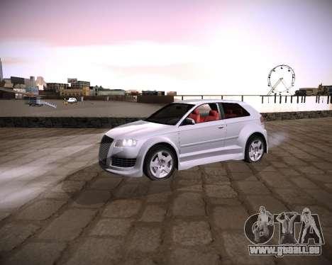 Extreme ENBSeries für GTA San Andreas her Screenshot