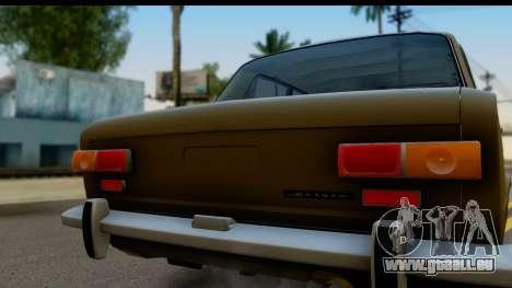 VAZ 2101 Stock v3.2 pour GTA San Andreas vue de droite