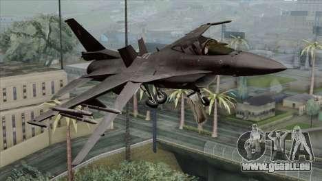 F-16C Block 52 PJ pour GTA San Andreas
