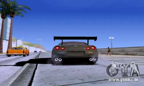 ENB Series EvoGraphics v 1.0 für GTA San Andreas her Screenshot