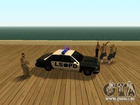 ENB v3 für GTA San Andreas dritten Screenshot