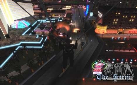 Angenehme ColorMod für GTA San Andreas zehnten Screenshot