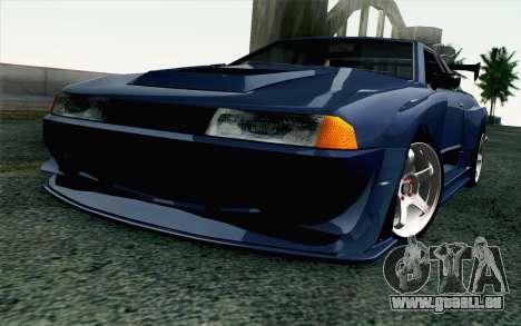 Elegy GP Sports G-SONIC EVO Kit pour GTA San Andreas