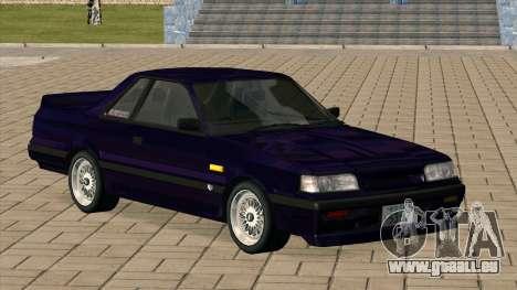 Nissan Skyline GTS-R (HR31) für GTA San Andreas
