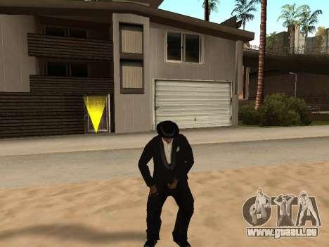 CLEO abusé de moi-même pour GTA San Andreas