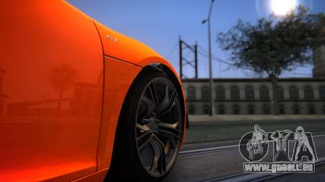 ENBG 2.0 pour GTA San Andreas quatrième écran