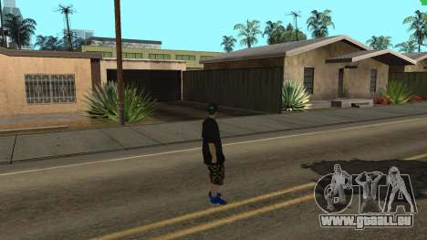 New wmybmx für GTA San Andreas her Screenshot