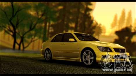 Pavanjit ENB v2 pour GTA San Andreas