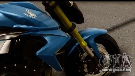 Honda CB1000R v2.0 für GTA San Andreas rechten Ansicht