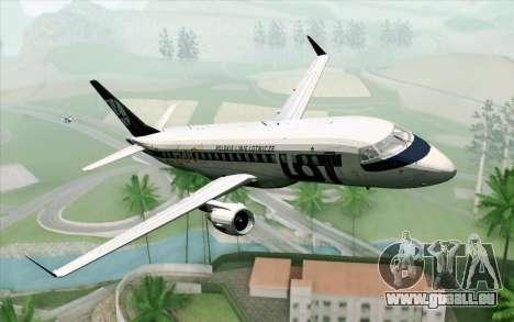 Embraer EMB-175 LOT Polish Airlines 600th E-Jet für GTA San Andreas