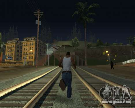 GTA 5 Timecyc v2 pour GTA San Andreas troisième écran