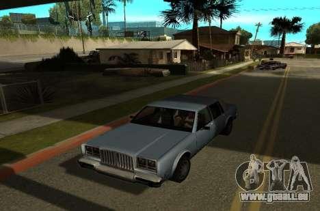 Shadows Settings Extender 2.1.2 pour GTA San Andreas deuxième écran