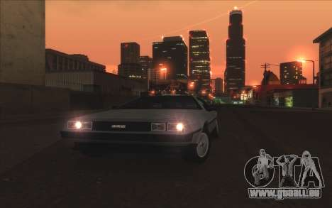 Angenehme ColorMod für GTA San Andreas her Screenshot