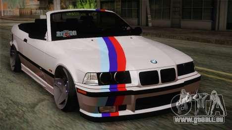 BMW E36 M3 Cabrio für GTA San Andreas