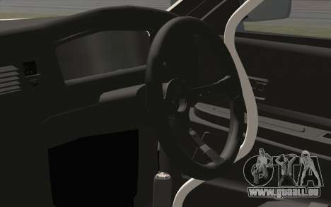 Toyota Chaser pour GTA San Andreas vue arrière