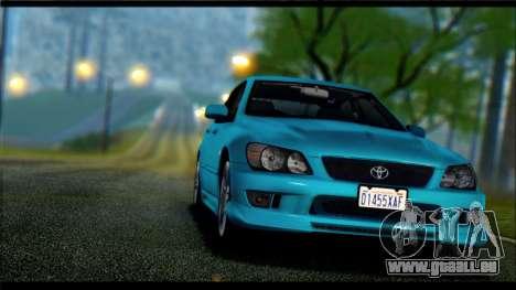 Pavanjit ENB v2 pour GTA San Andreas septième écran