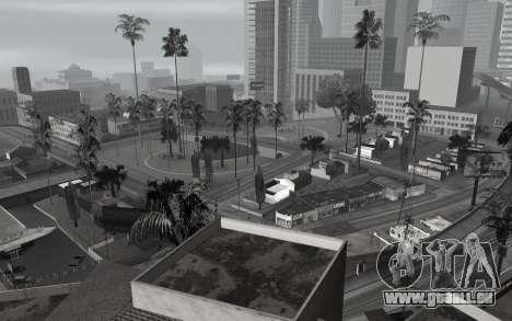 Noir-et-blanc ColorMod pour GTA San Andreas