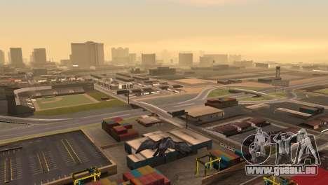 La possibilité de GTA V à jouer pour les oiseaux pour GTA San Andreas troisième écran