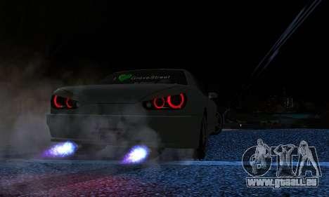 Elegy I Love GS v1.0 für GTA San Andreas rechten Ansicht