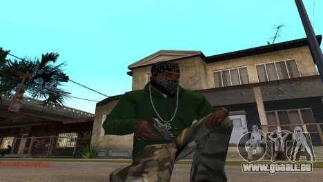 Black Deagle pour GTA San Andreas