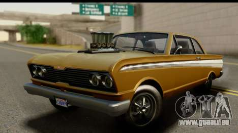 GTA 5 Vapid Blade SA Mobile für GTA San Andreas