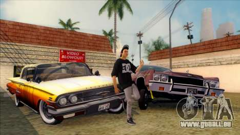Pierce The Veil ENB pour GTA San Andreas