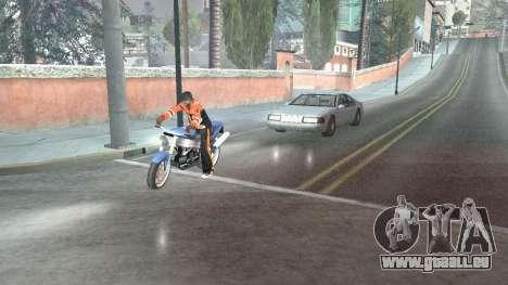 Straße Reflexionen Update 1.0 для GTA San Andrea für GTA San Andreas zweiten Screenshot