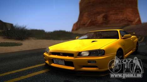 ENBG 2.0 pour GTA San Andreas deuxième écran