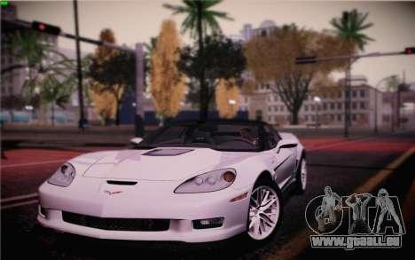 ENB für Mittel-PC für GTA San Andreas