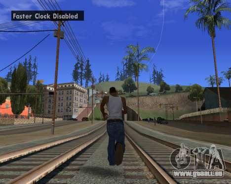 GTA 5 Timecyc v2 pour GTA San Andreas deuxième écran